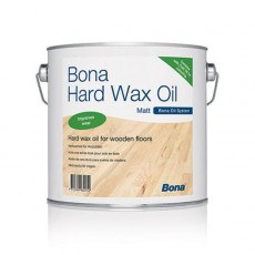 Bona  Масло Bona Hard Wax (2,5 л) мат